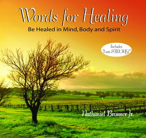 Words for Healing CD Cover